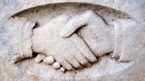 grave hands