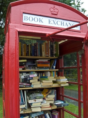 UK Book exchange