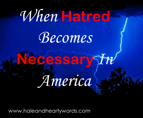 hatred in America